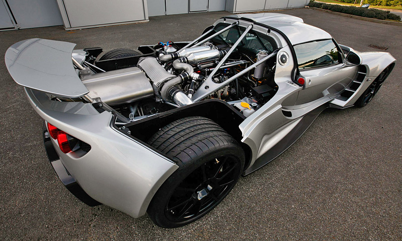 2011 Hennessey Venom GT - specifications, photo, price ...