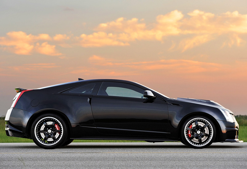 2012 Hennessey Vr1200 Twin Turbo Cadillac Cts V Coupe