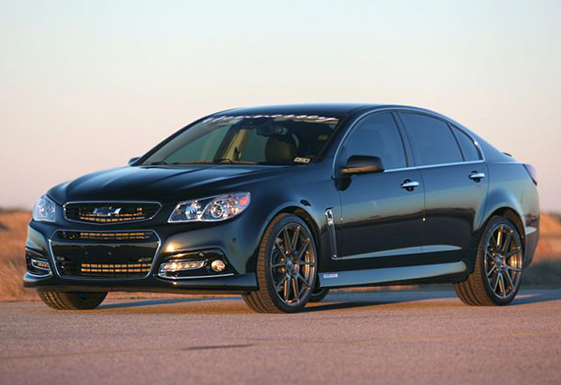 2014 Chevrolet SS Hennessey HPE600 Supercharged - specifications, photo, price, information, rating