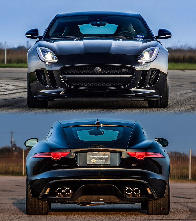 2015 Jaguar Prices: 2014 Jaguar F-Type R Coupe Hennessey HPE600
