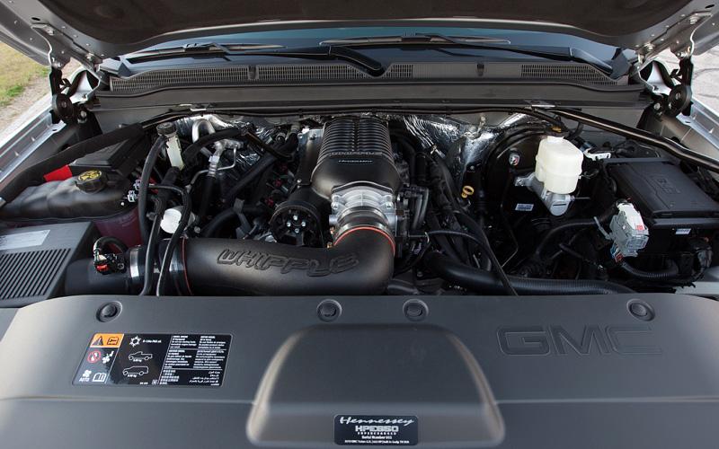 2015 GMC Yukon XL Denali Hennessey HPE650 Supercharged ...