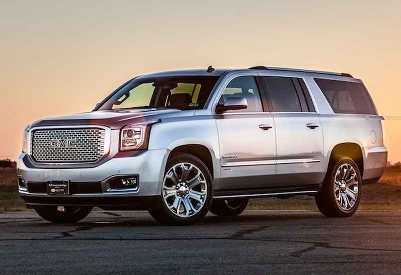 2015 gmc yukon xl denali hennessey hpe650 supercharged specifications photo price. Black Bedroom Furniture Sets. Home Design Ideas