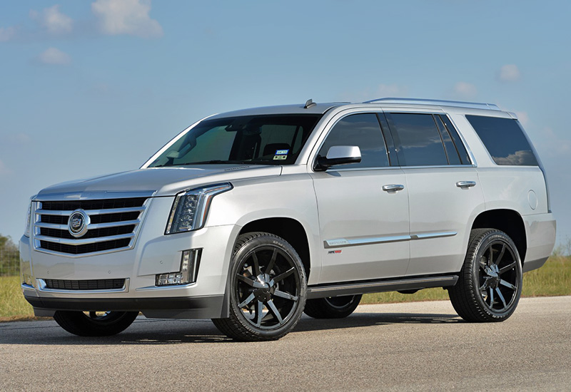 2016 cadillac escalade hennessey hpe800 supercharged specifications photo price information. Black Bedroom Furniture Sets. Home Design Ideas