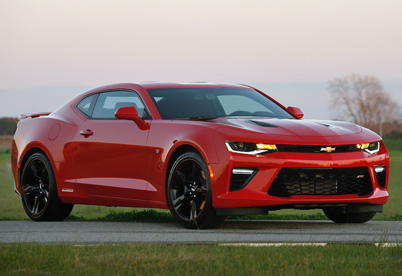 Wonderful 2016 Chevrolet Camaro SS Hennessey HPE1000 Supercharged
