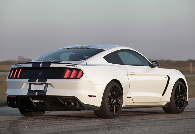 2016 ford mustang hennessey gt350 hpe800 supercharged. Black Bedroom Furniture Sets. Home Design Ideas