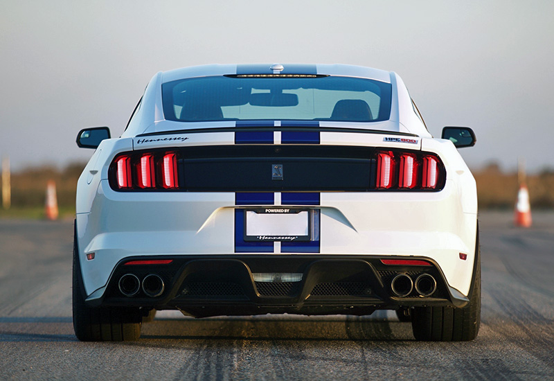 2016 Ford Mustang Hennessey GT350 HPE800 Supercharged - specifications, photo, price ...