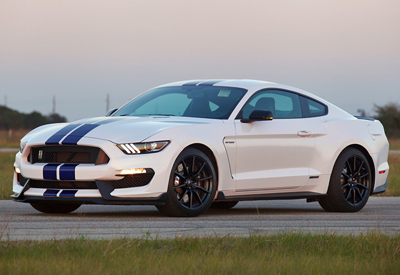 2016 ford mustang hennessey gt350 hpe800 supercharged specifications photo price. Black Bedroom Furniture Sets. Home Design Ideas
