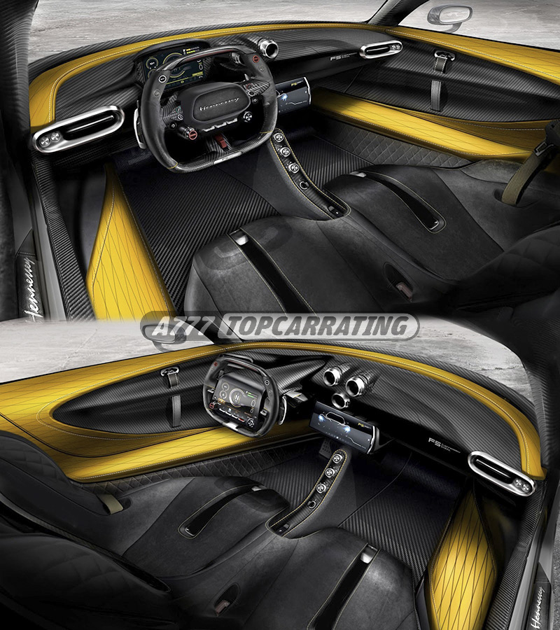 how to draw a hennessey venom f5