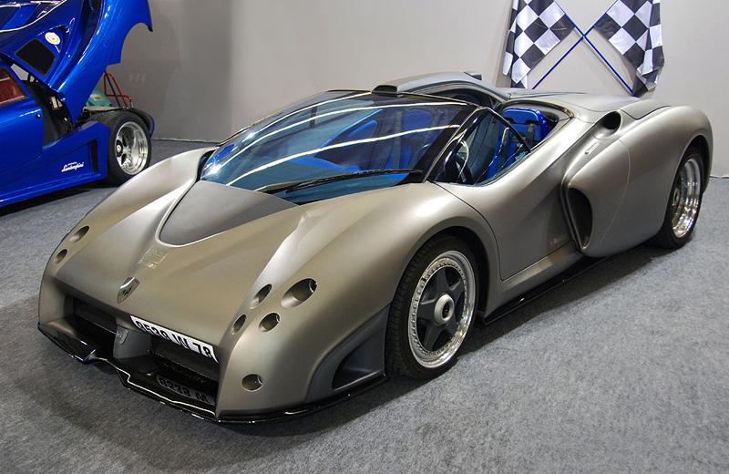 1998 Lamborghini Pregunta Concept Thekevinchen