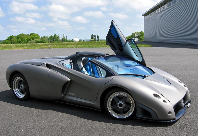 Lamborghini Veneno For Sale >> 1998 Heuliez Pregunta Concept - specifications, photo ...