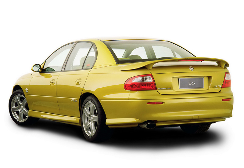 2000 Holden Commodore SS (VX) - specifications, photo, price ...