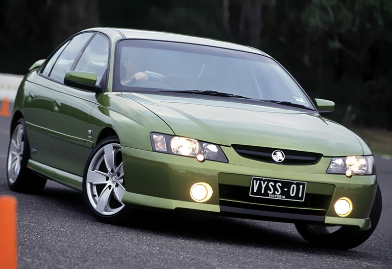 2003 Holden Commodore SS (VY) - specifications, photo, price ...