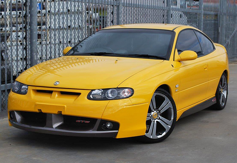 2004 Holden Monaro Hsv Gts Coupe Specifications Photo