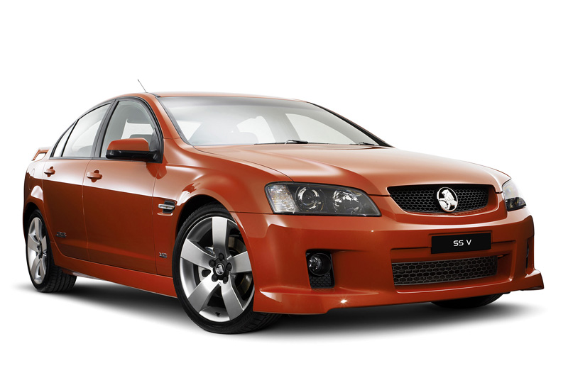 2006 Holden Commodore SS-V (VE) - specifications, photo, price ...