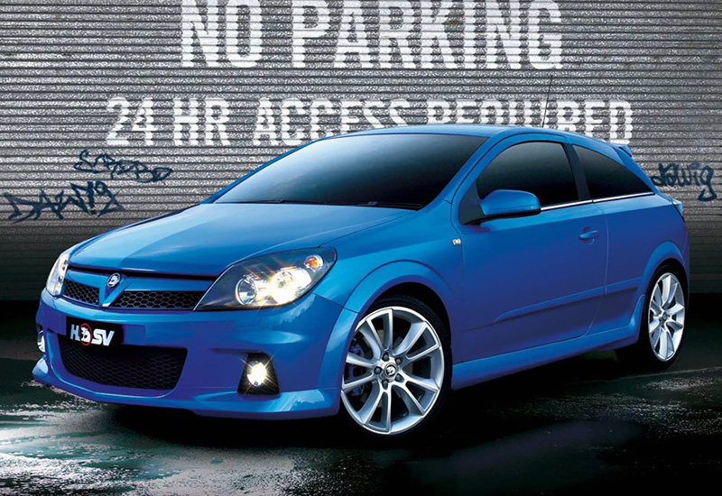 2007 holden astra hsv vxr specifications photo price