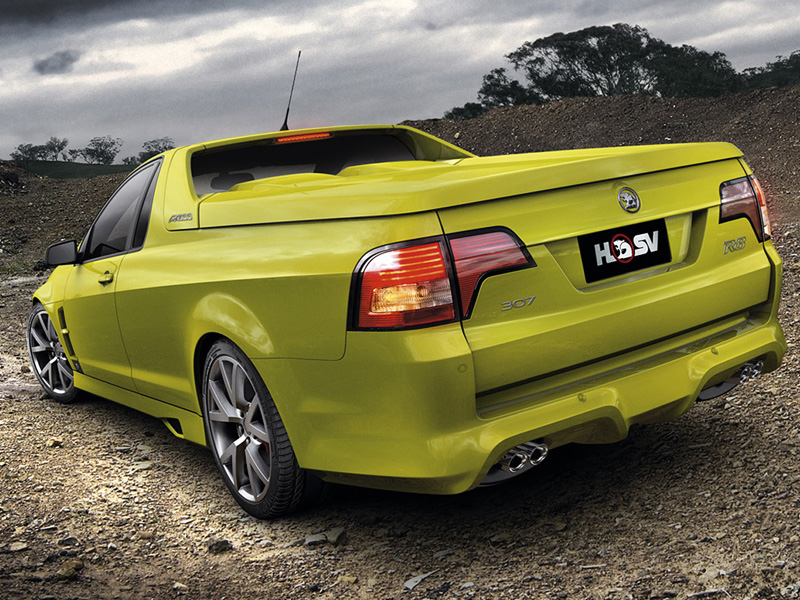 2008 Holden Ute Hsv Maloo R8 Specifications Photo