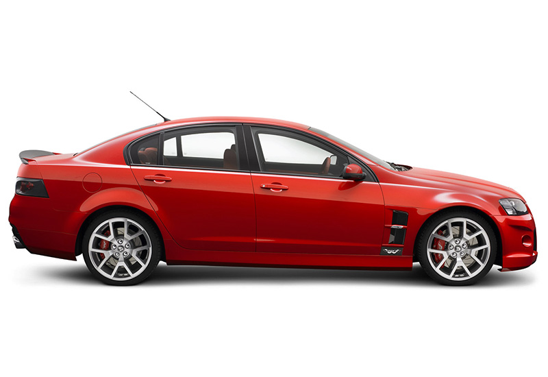 100 Kph To Mph >> 2009 Holden Commodore HSV W427 (VE) - specifications, photo, price, information, rating