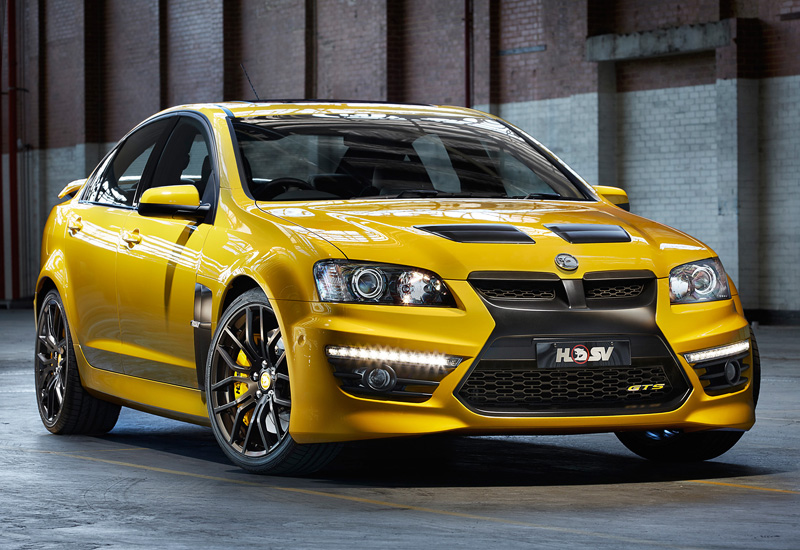 2012 Holden Commodore Hsv Gts 25th Anniversary Ve