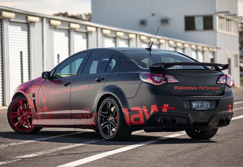 2015 Holden Commodore Hsv Gts Walkinshaw Performance W507 Specifications Photo Price
