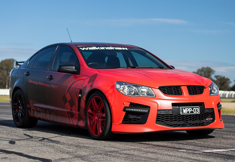 2015 Holden Commodore HSV GTS Walkinshaw Performance W507