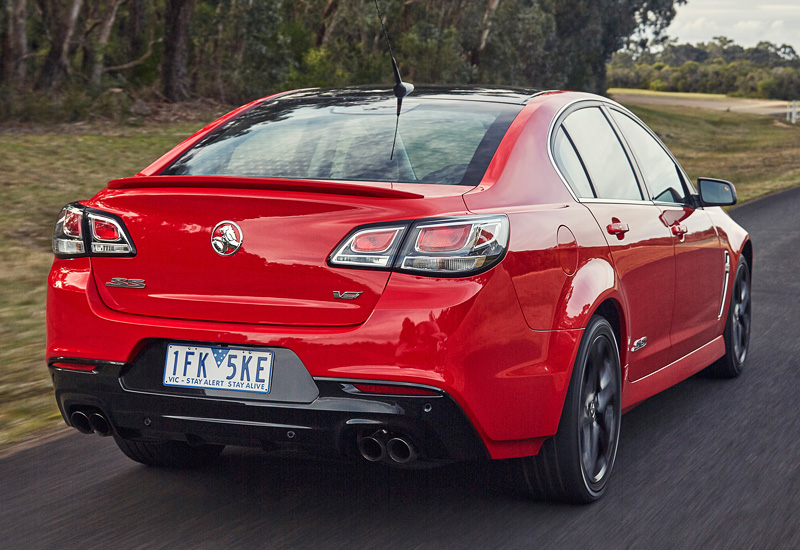 2015 Holden Commodore SS-V (VFII) - specifications, photo, price ...