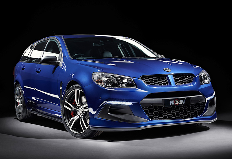2016 Holden Commodore HSV Clubsport R8 Tourer (VFII)