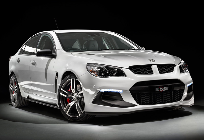 2016 Holden Commodore HSV Clubsport R8 (VFII)
