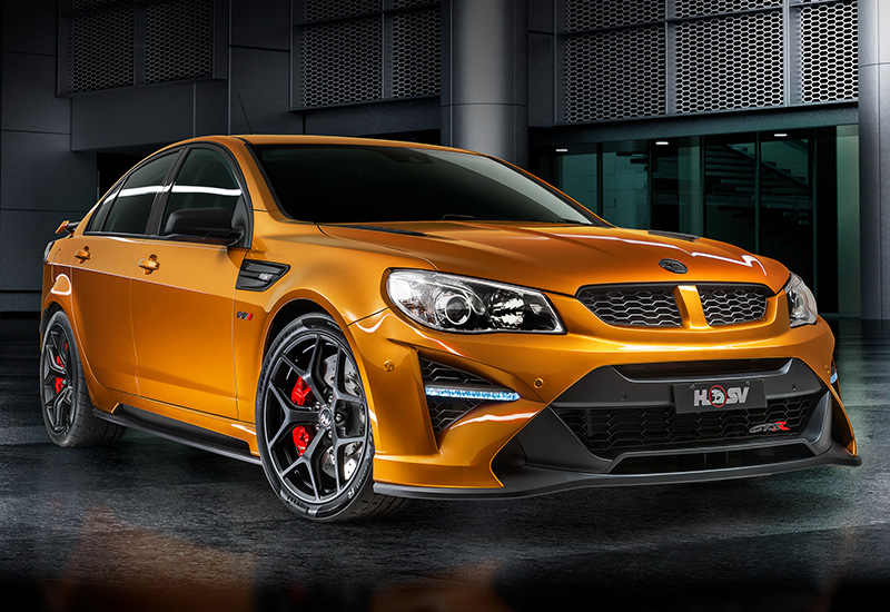 2017 Holden Commodore Hsv Gts R W1 Vfii Specifications