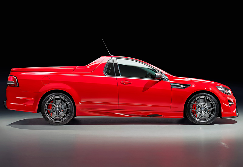 2017 Holden Ute HSV GTS-R Maloo - specifications, photo ...