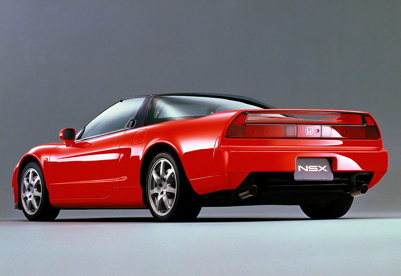 1990 Honda NSX - specifications, photo, price, information ...