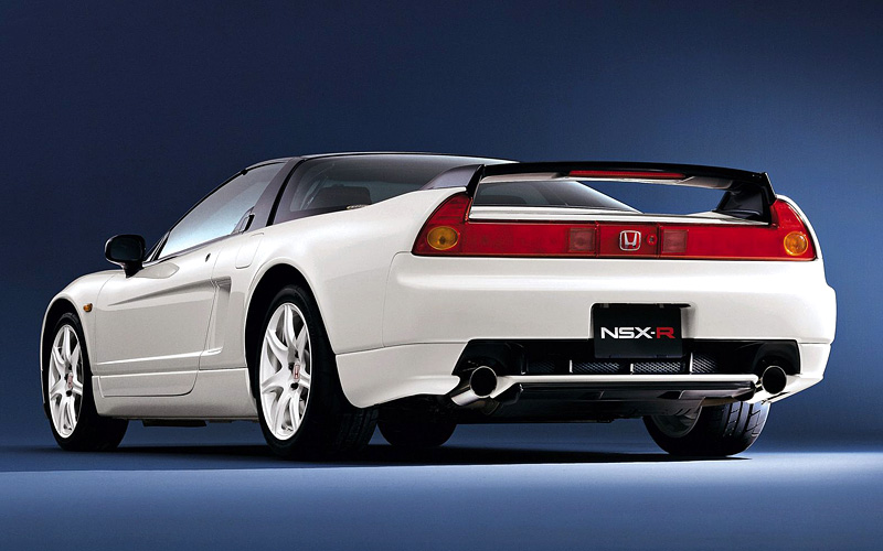 2002 Honda Nsx R Specifications Photo Price Information Rating