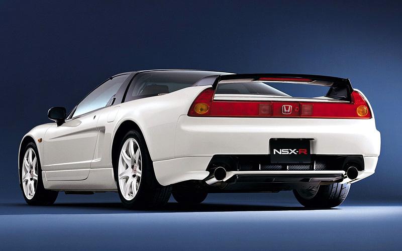 2005 Honda NSX-R