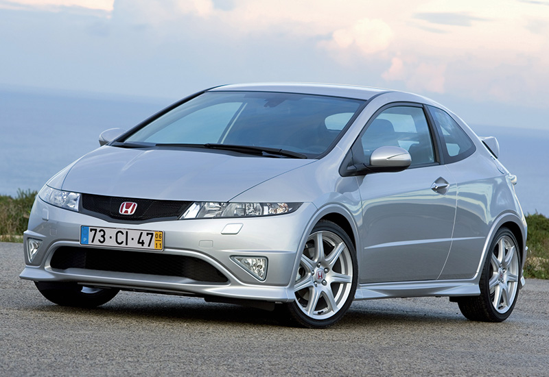 2007 honda civic type r fn2 specifications photo price information rating. Black Bedroom Furniture Sets. Home Design Ideas