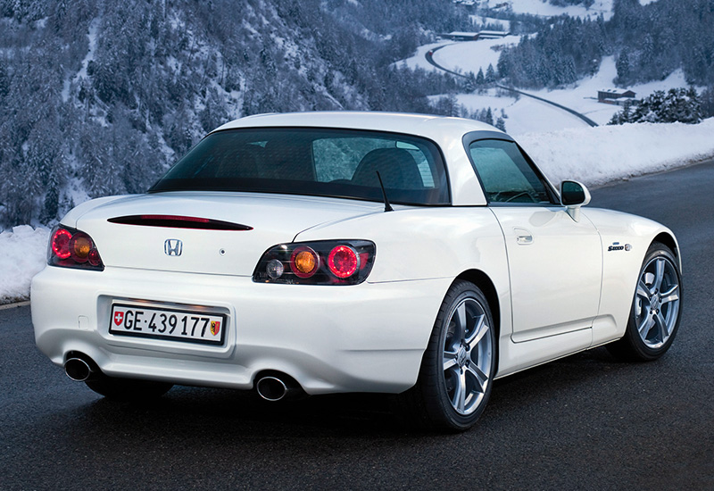 2009 honda s2000 ultimate edition specifications photo. Black Bedroom Furniture Sets. Home Design Ideas