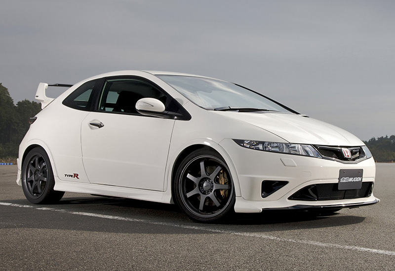 2010 Honda Civic Type R Mugen