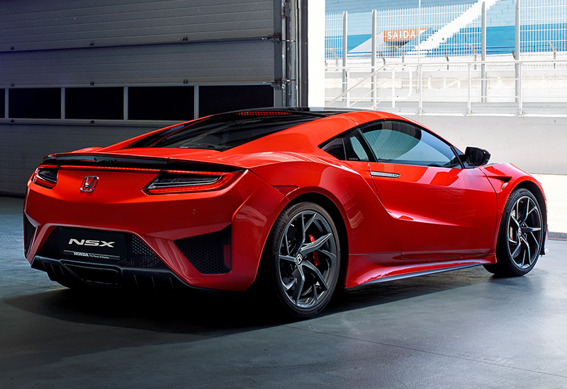 honda nsx specifications photo price information rating