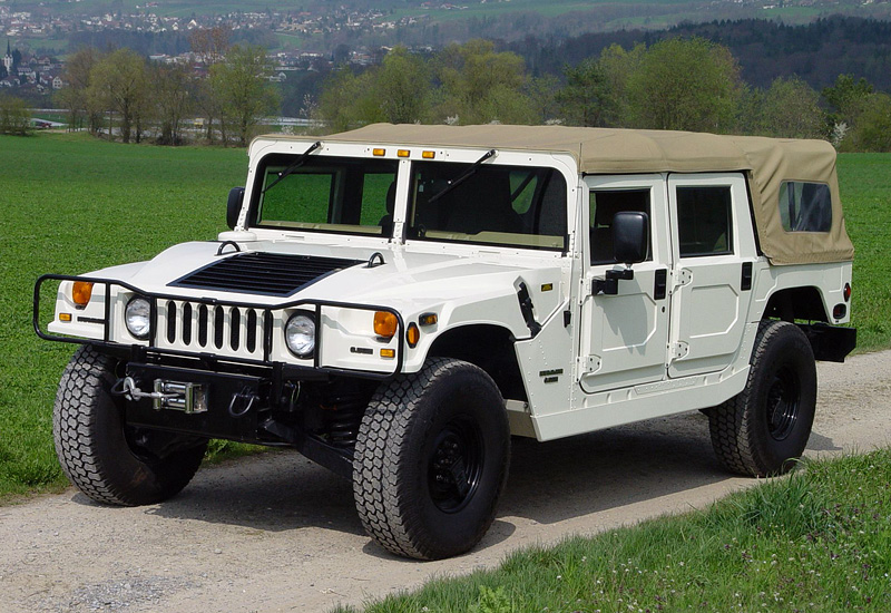 Hummer H3 Price >> 1992 Hummer H1 Convertible - specifications, photo, price, information, rating