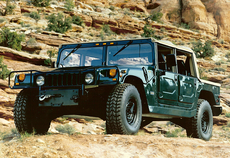 1992 Hummer H1 Convertible Specifications Photo Price