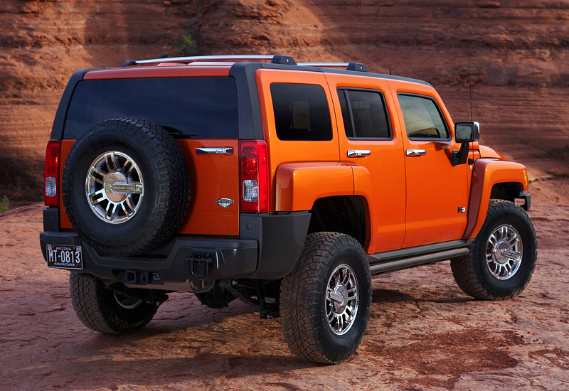 2008 Hummer H3 Alpha - specifications, photo, price ...
