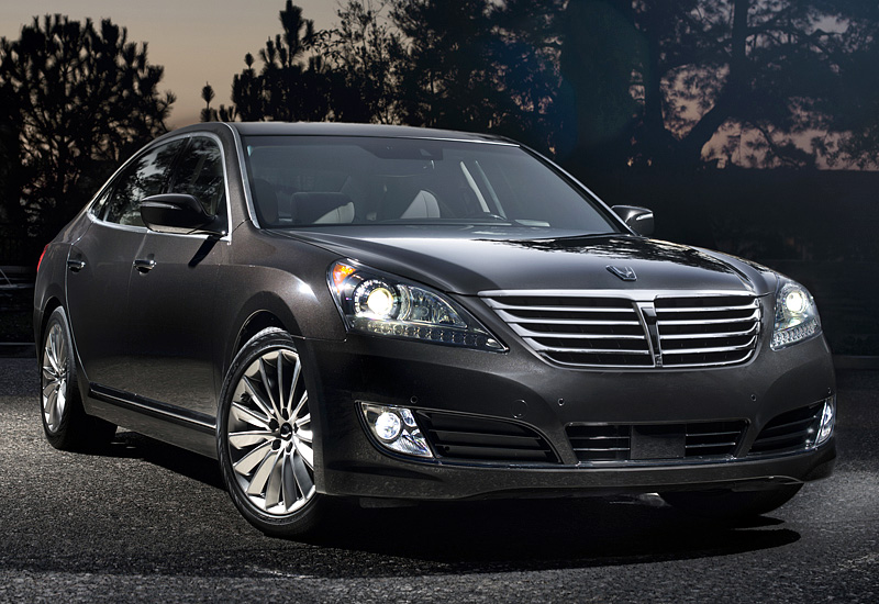 2013 hyundai equus specifications photo price information rating. Black Bedroom Furniture Sets. Home Design Ideas