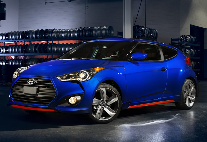2014 Hyundai Veloster Turbo R Spec Specifications Photo