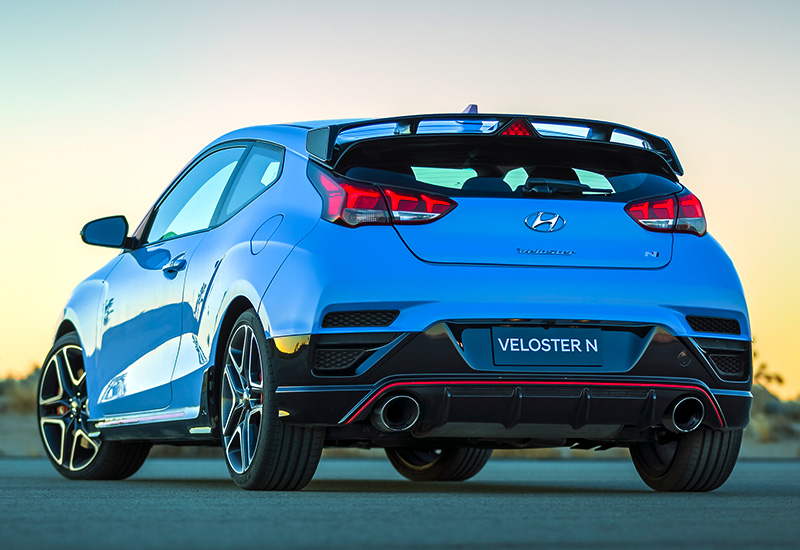 2019 hyundai veloster n specifications photo price information rating. Black Bedroom Furniture Sets. Home Design Ideas