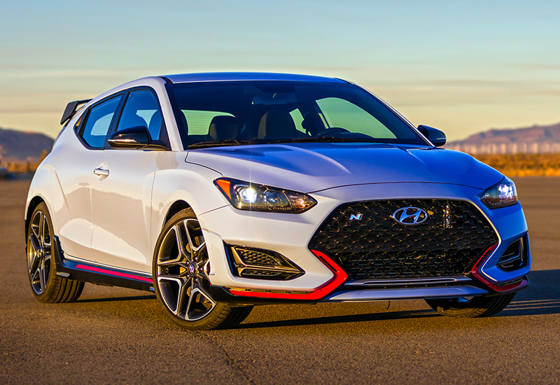 2019 Hyundai Veloster N Specifications Photo Price