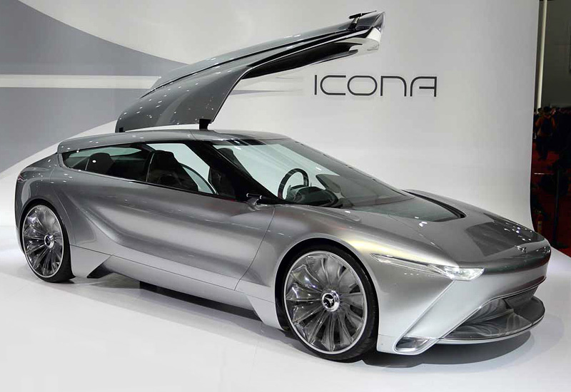 200 Kph To Mph >> 2011 Icona Fuselage Concept - specifications, photo, price, information, rating