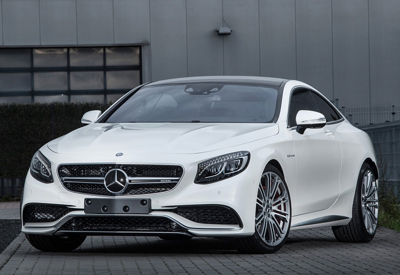 2014 Mercedes-Benz S 63 AMG Coupe IMSA