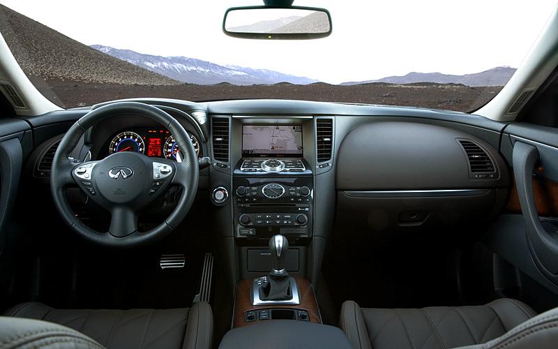 2008 Infiniti FX50 Sport