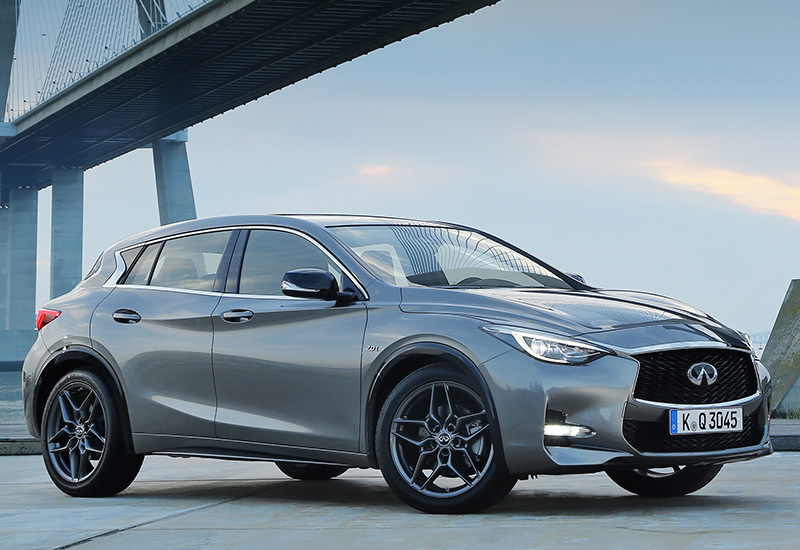 2016 Infiniti Q30S 2.0t AWD - specifications, photo, price ...