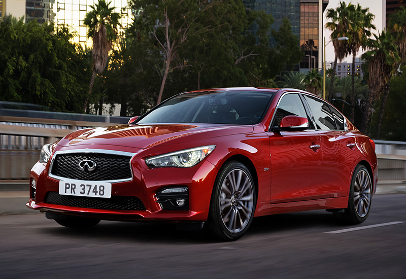 Infiniti 2017 >> 2016 Infiniti Q50S Red Sport 400 - specifications, photo ...