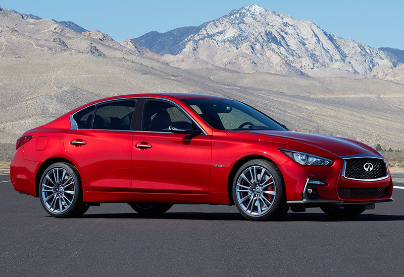 Infiniti Q50 Red Sport >> 2018 Infiniti Q50S Red Sport 400 - specifications, photo, price, information, rating