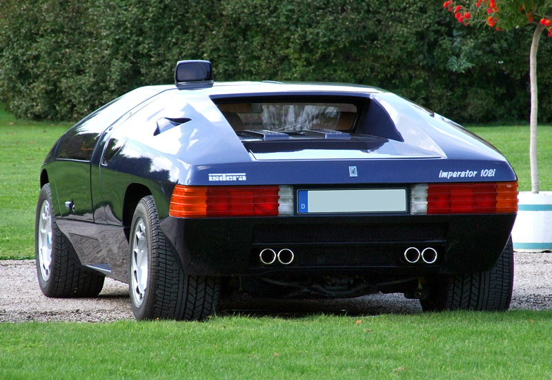200 Kph To Mph >> 1984 Isdera Imperator 108i - specifications, photo, price ...